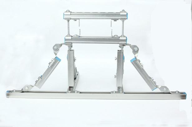 重庆抗震支架-风管双向抗震支架